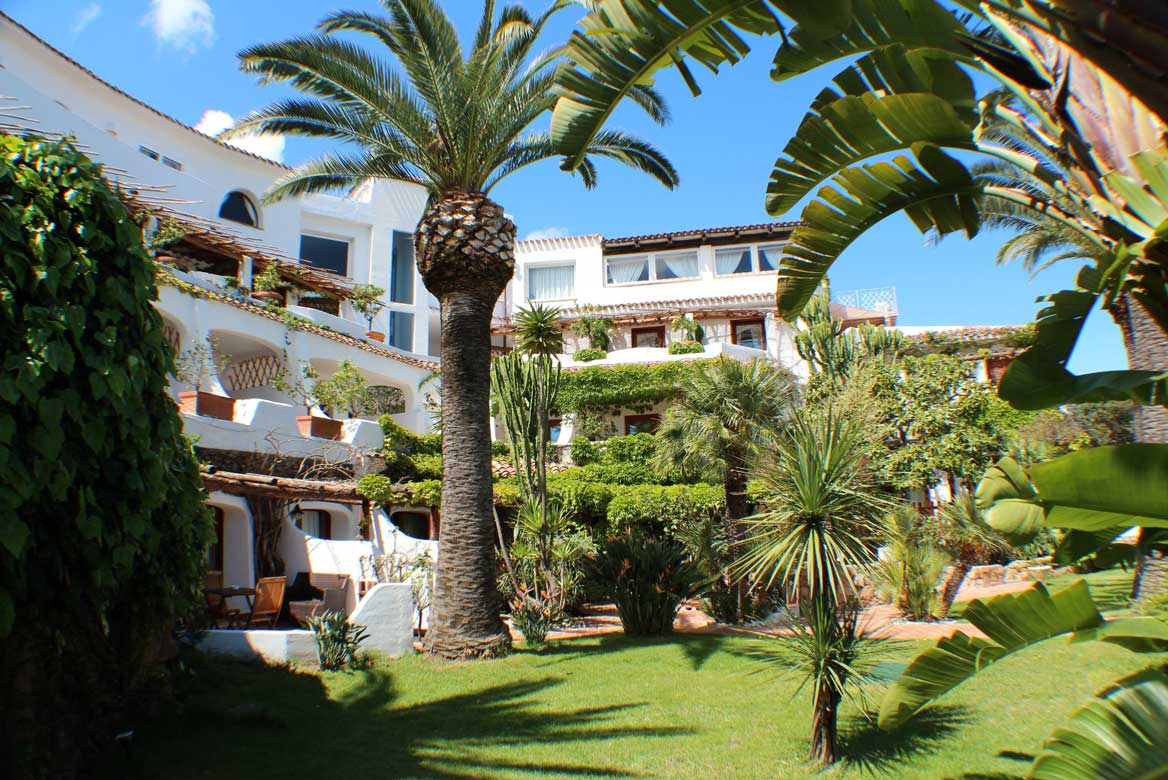 Szardínia 4 csillagos hotelek Hotel Balocco