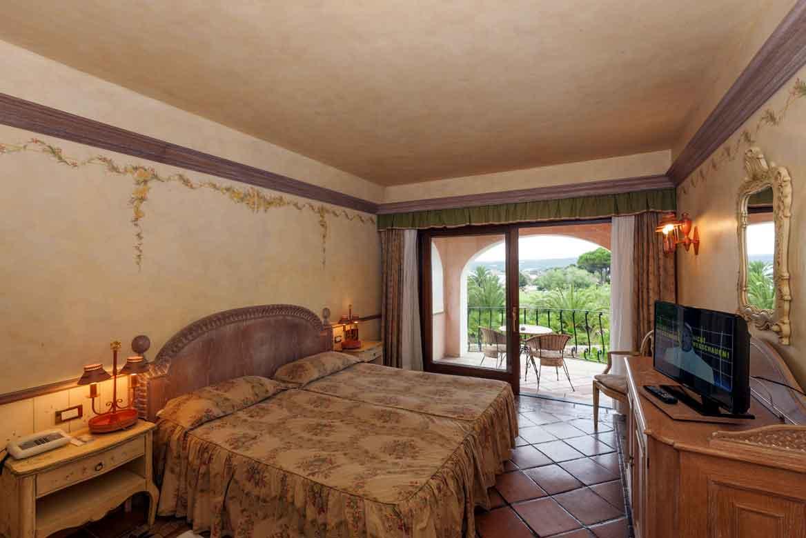 Szardínia 4 csillagos hotelek Hotel Le Palme