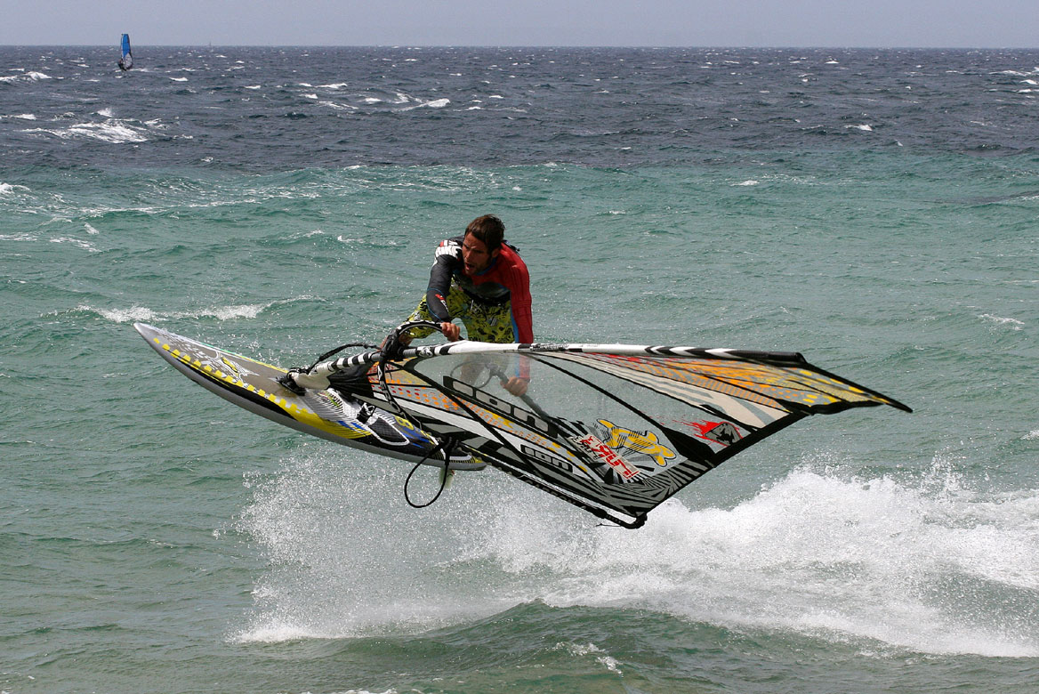 Windsurfen Sardinien