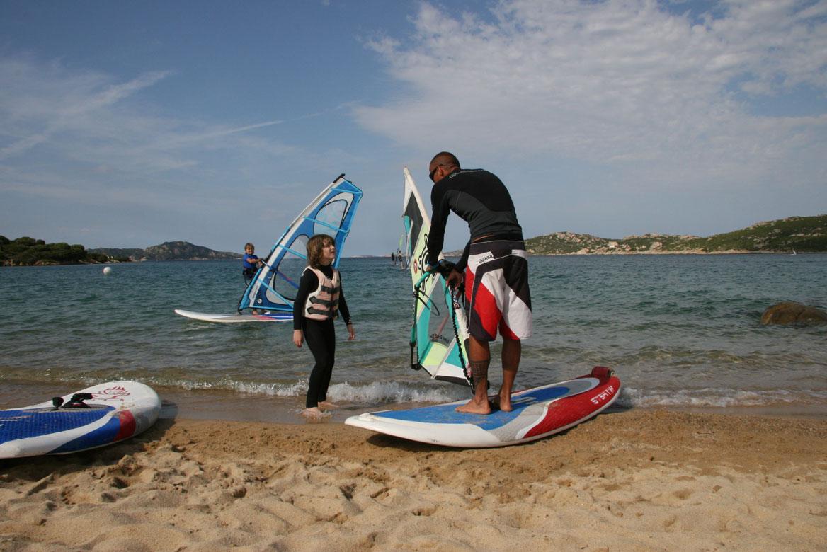 Szörf Szardínián - utazás, nyaralás