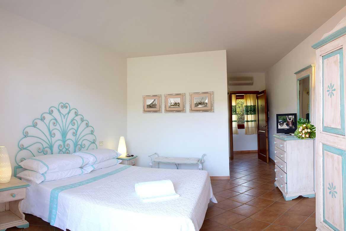Szardínia 3 csillagos hotelek Piccolo Pevero