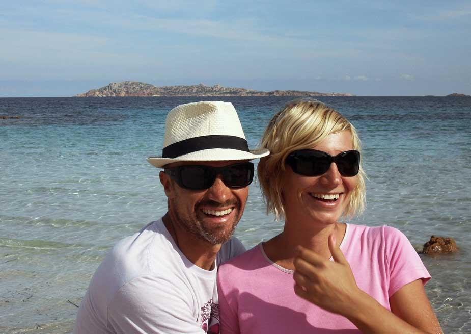 Szardínia utazás, nyaralás - Fitos Adrienn, Szardínia