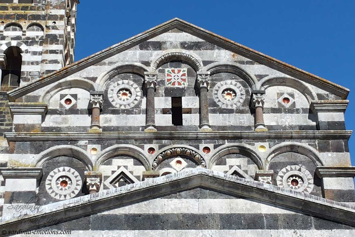 Santissima Trinità di Saccargia, Szardínia