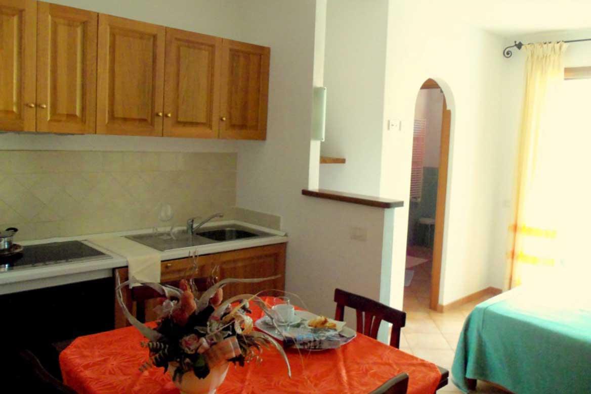 Szardíniai apartmanok