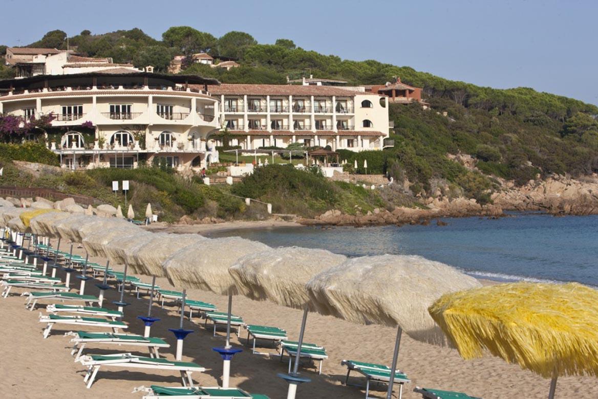 Szardínia 4 csillagos hotelek Club Hotel