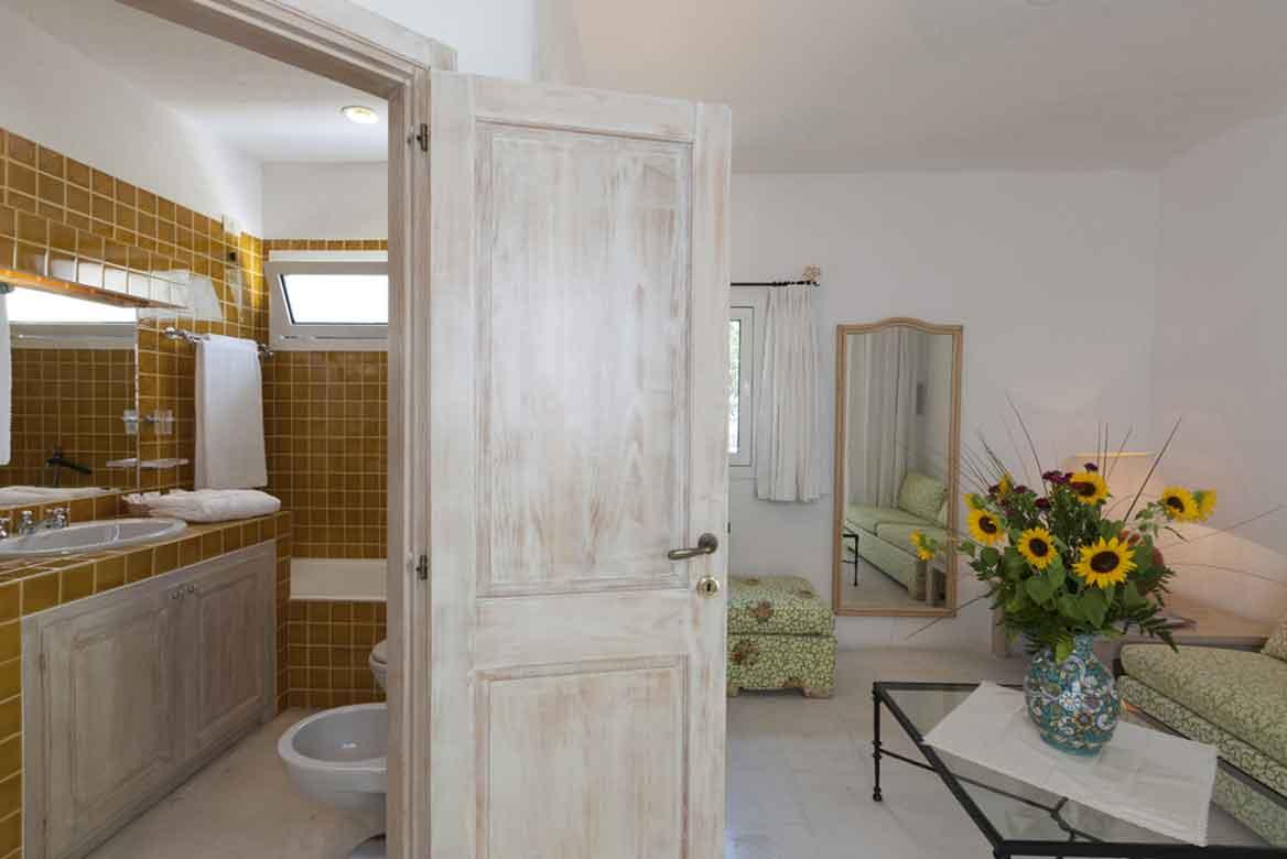 Szardínia 4 csillagos hotelek Grand Relais Nuraghi