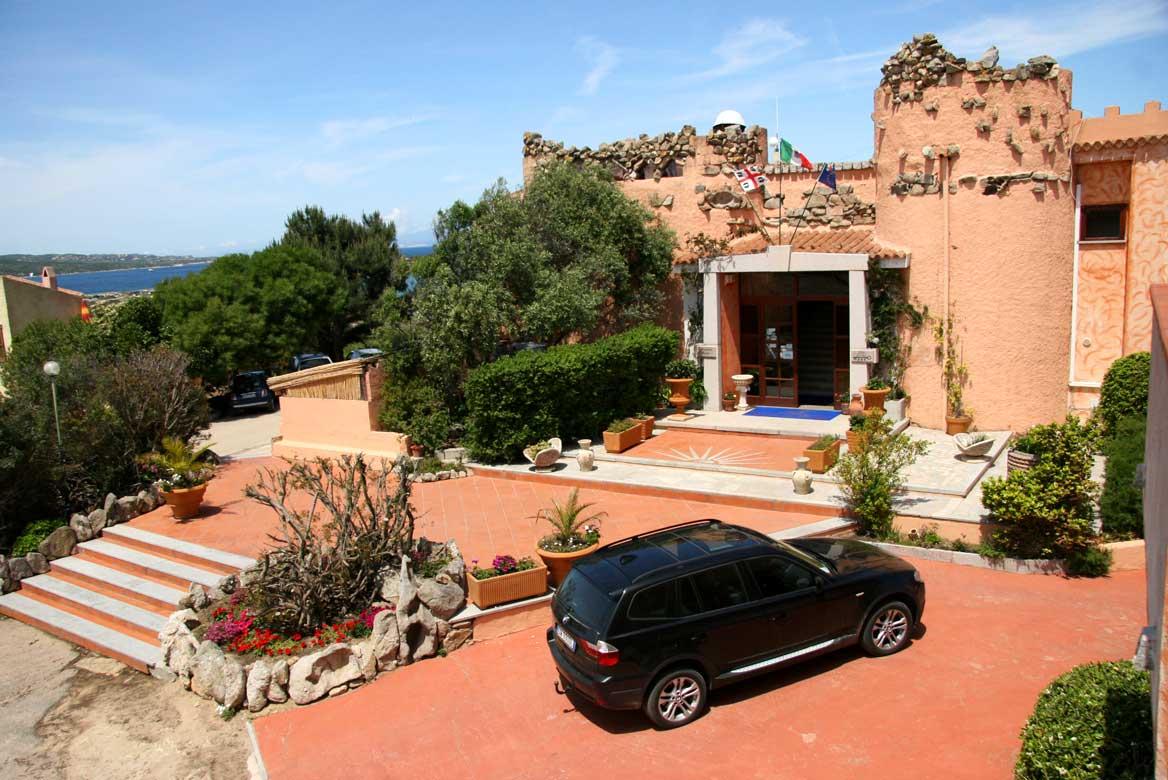 Szardínia 3 csillagos hotelek Hotel Le Dune