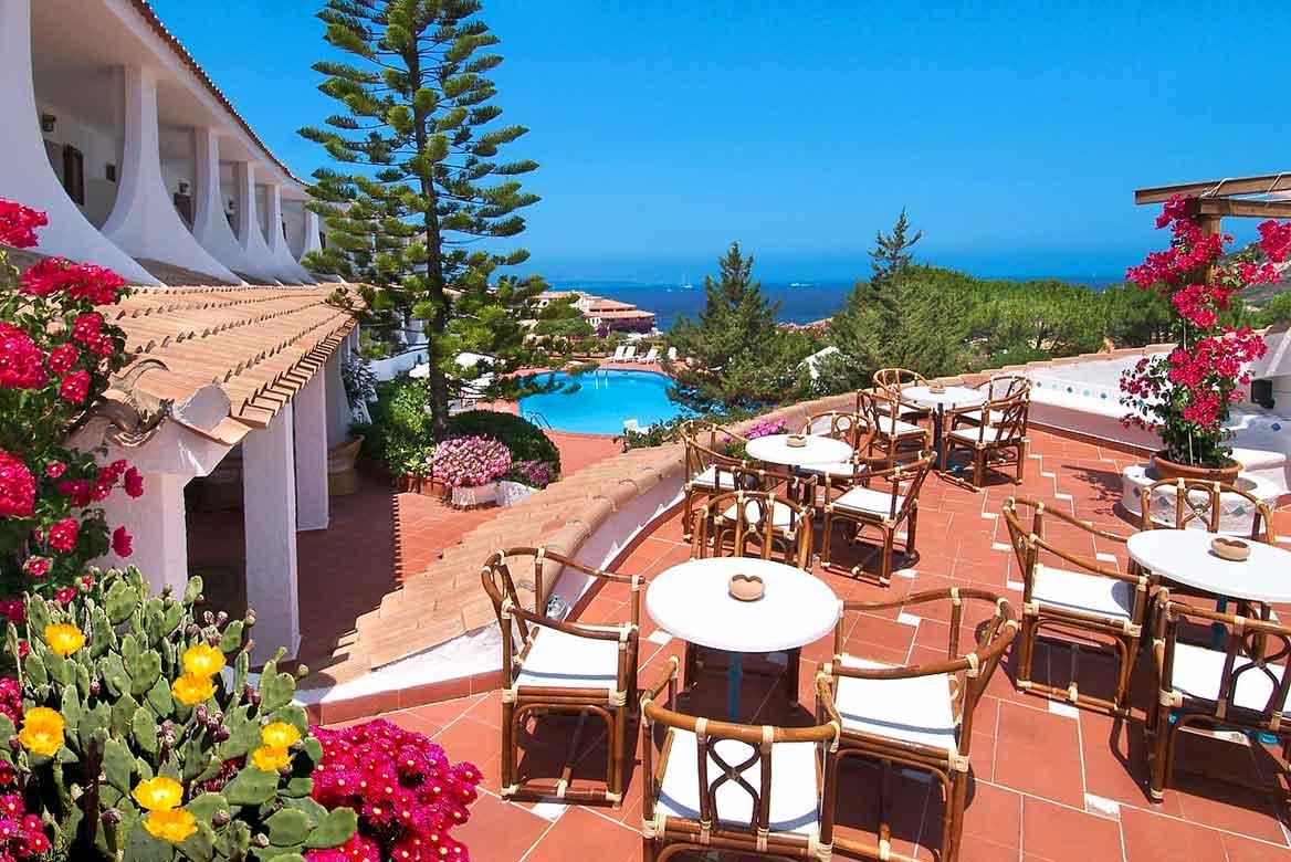 Szardínia 4 csillagos hotelek Punta Est