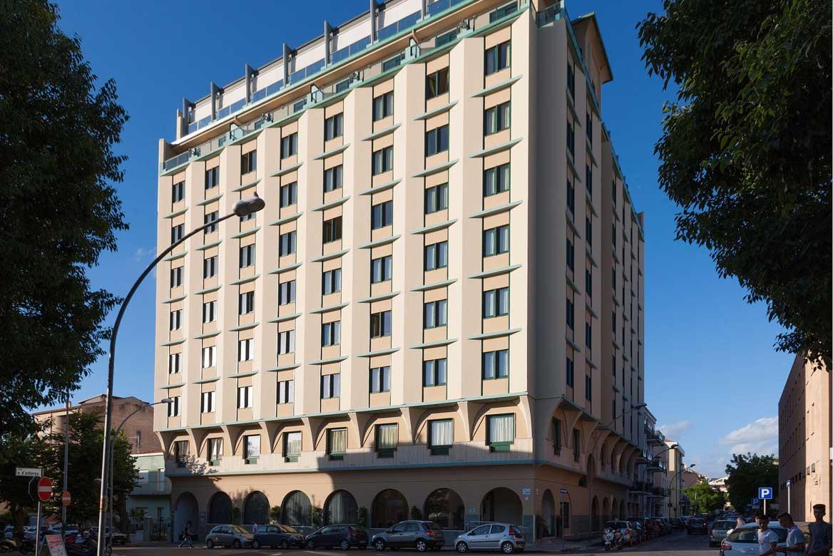Szardínia 4 csillagos hotelek Hotel Catalunya