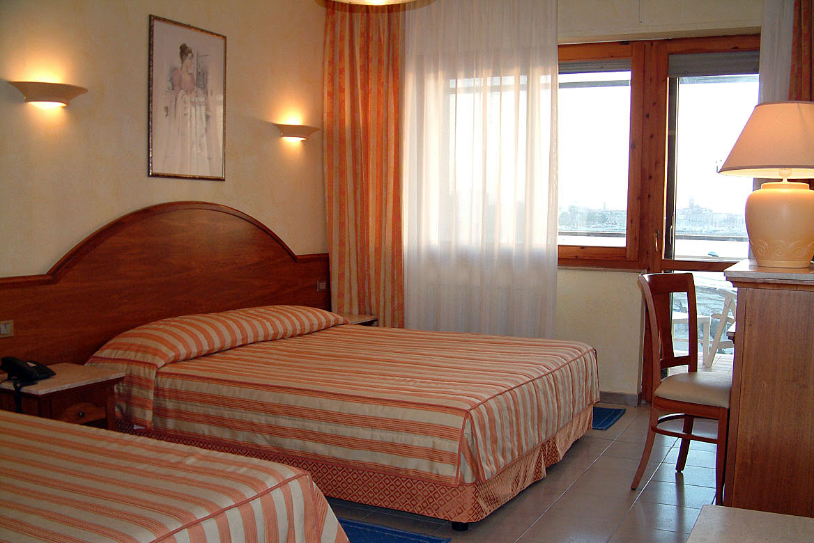 3 Sterne Hotels auf Sardinien, Hotel Florida in Alghero