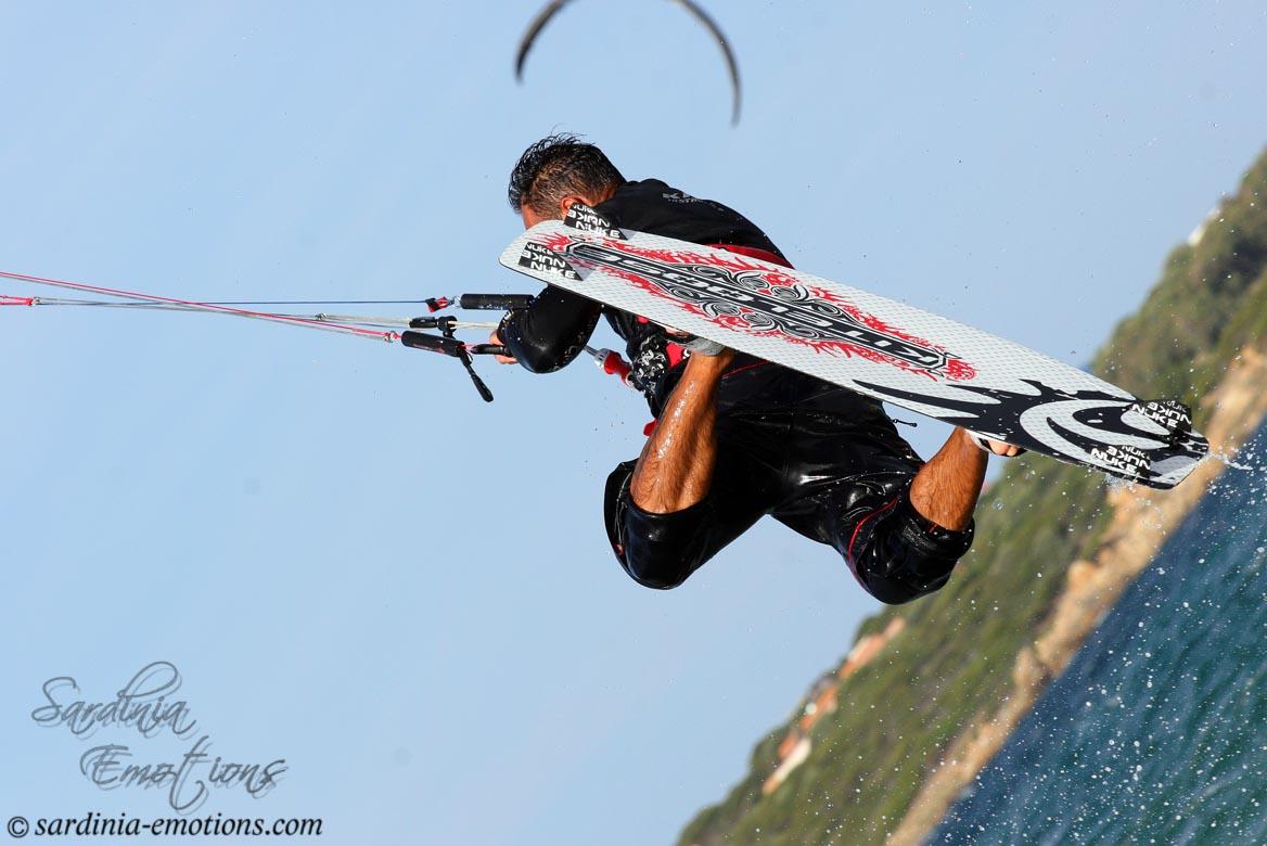 Kiteszörf Szardínián - utazás, nyaralás