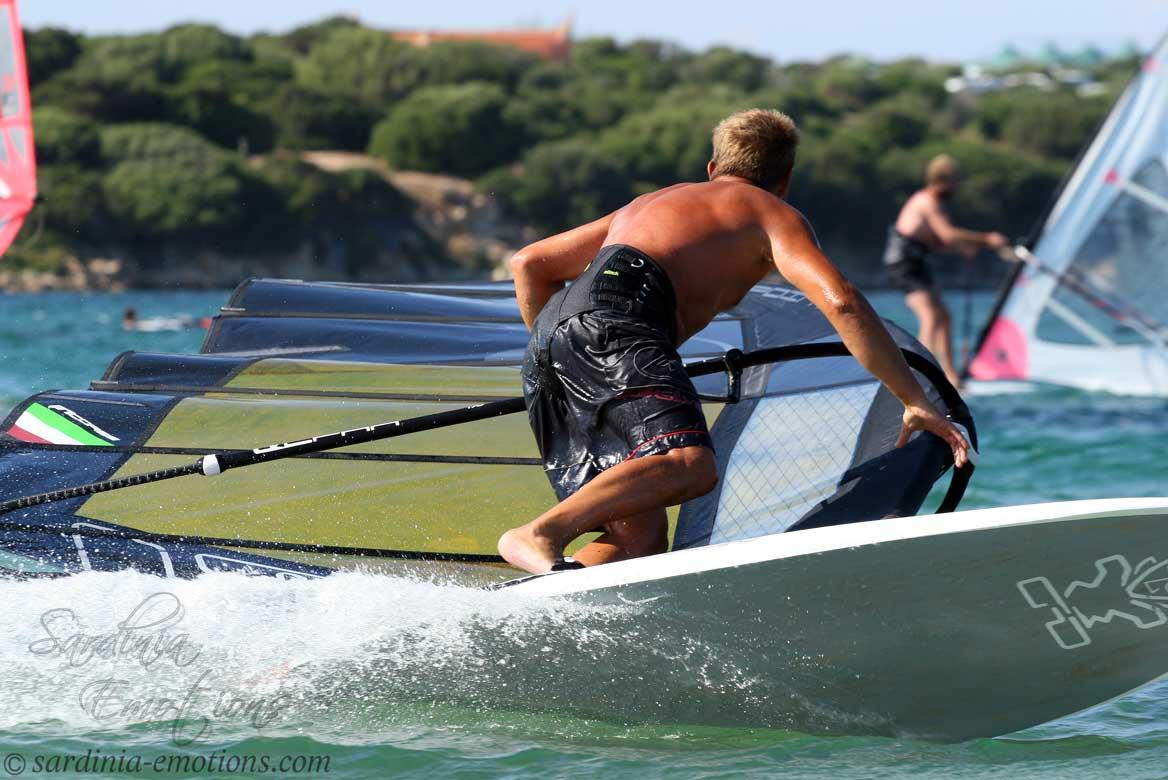 Szardínia látnivalók windszörf