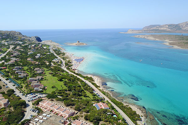 All inclusive Hotels auf Sardinien, Hotel Sporting