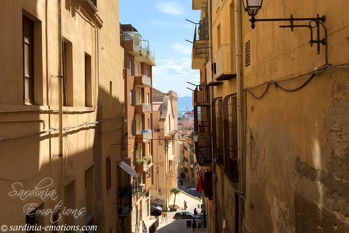 Szardínia, Cagliari