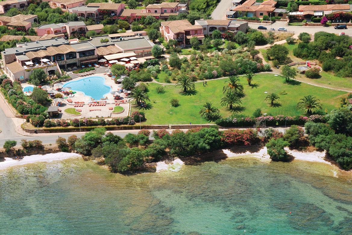 4 csillagos hotelek Szardínián, Cala di Falco