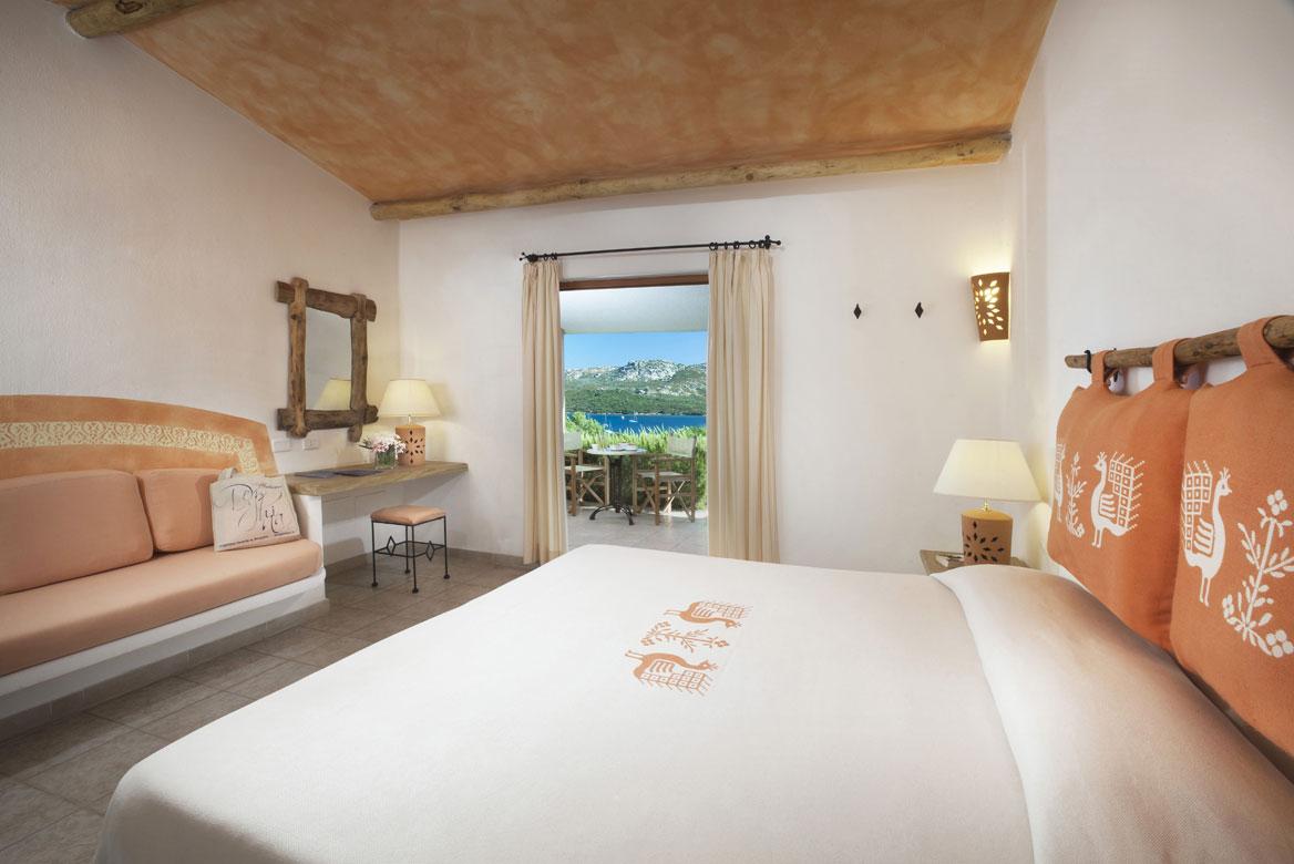 4 csillagos hotelek Szardínián, Cala di Lepre
