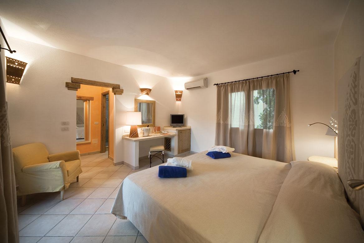 4 csillagos hotelek Szardínián, Le Dune Resort