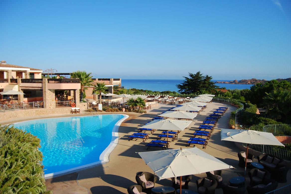 5 Sterne Hotels auf Sardinien, Hotel Marinedda