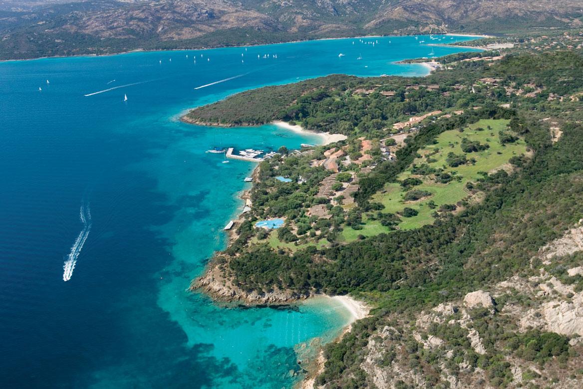 5 Sterne Hotels auf Sardinien, Hotel Capo D`Orso