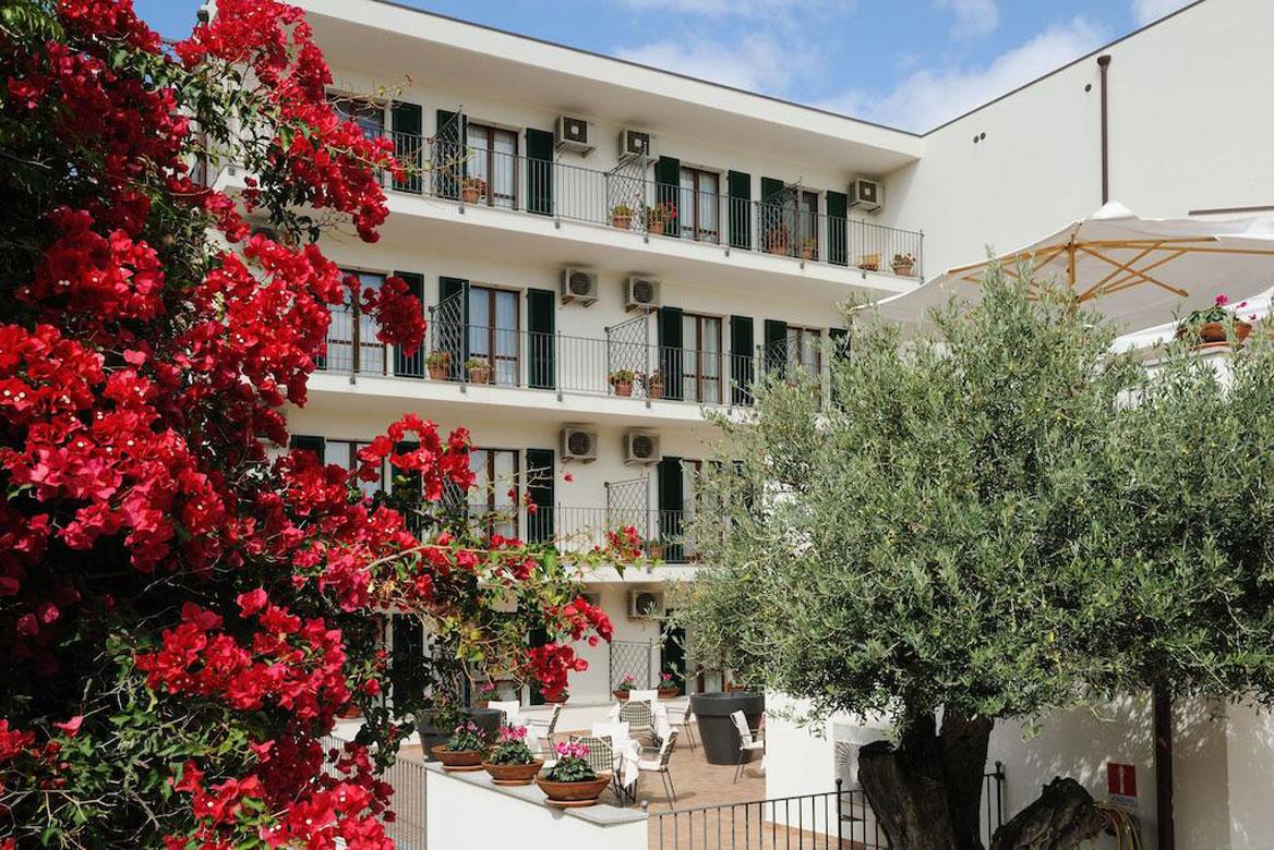 3 csillagos hotelek Szardínián, Hotel Angedras, Alghero