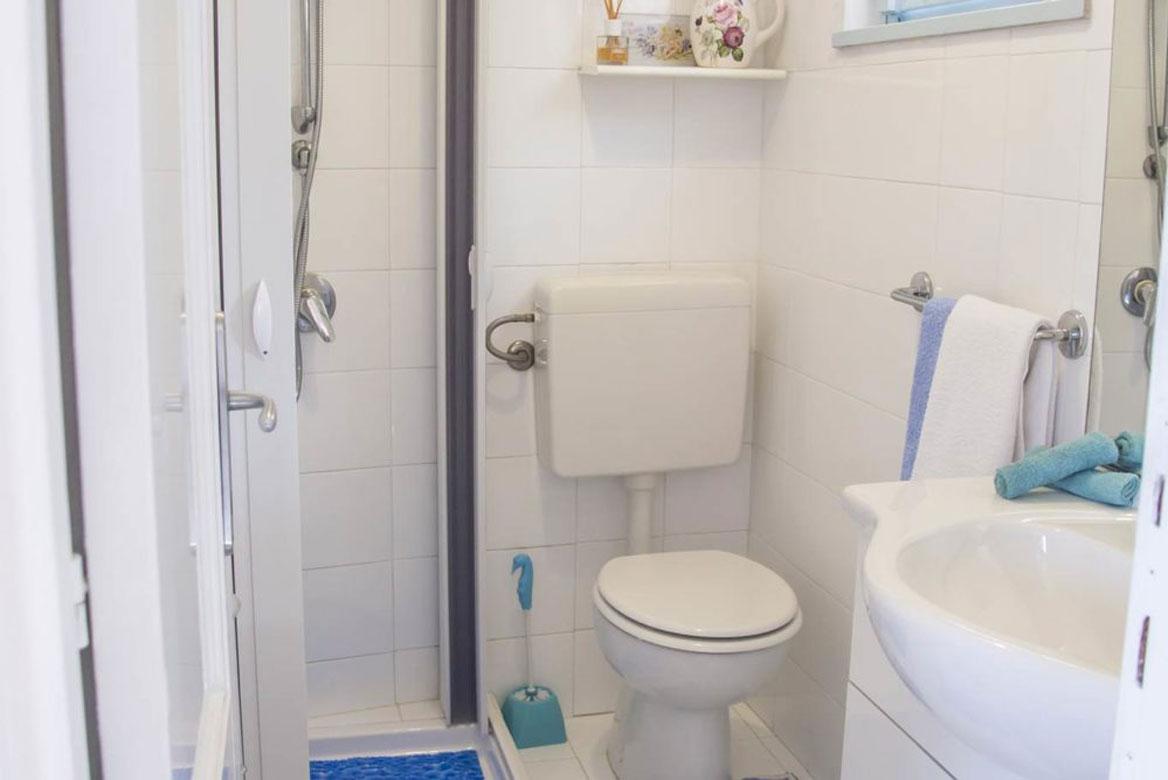 Egyszobás apartman_Castelsardo, Szardínia